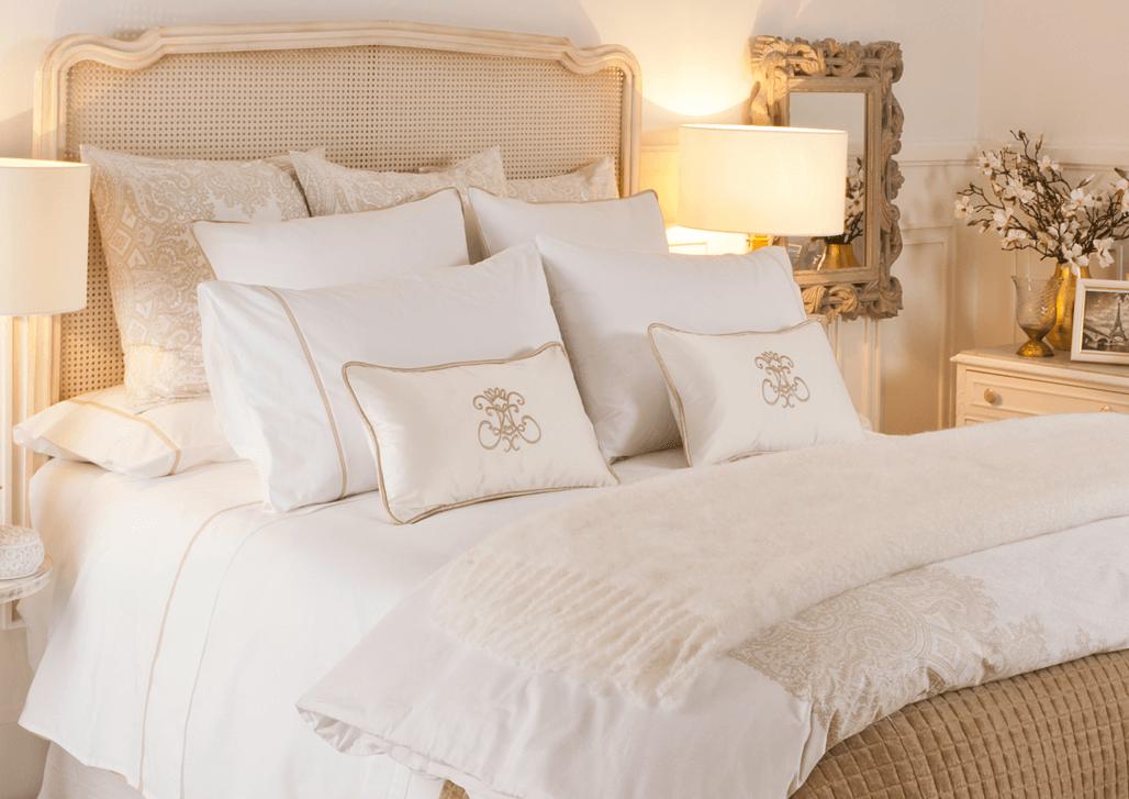 Качественные постельные принадлежности для спальни