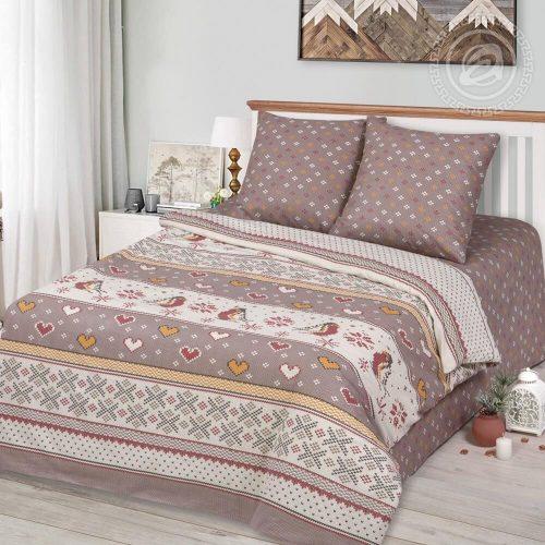 Комплект постельного белья Вестник 1.5-спальный