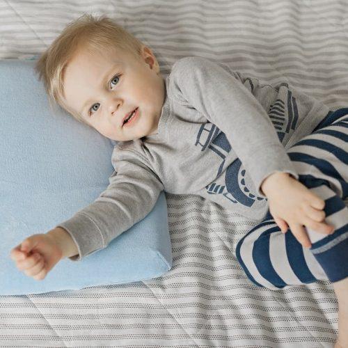 Подушка анатомическая детская Классик Baby1+