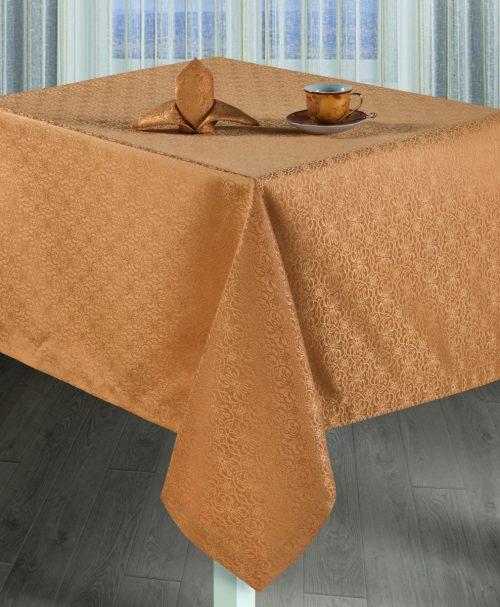 Набор столового белья Шарлотта золото