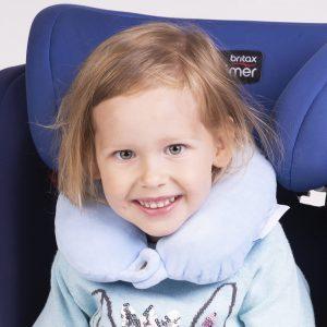 Подушка анатомическая детская Бананум Мини